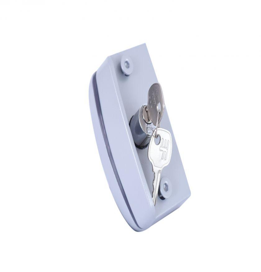Fechadura Modelo Blindex de Segurança - 1510BS - Fechos e Fechaduras