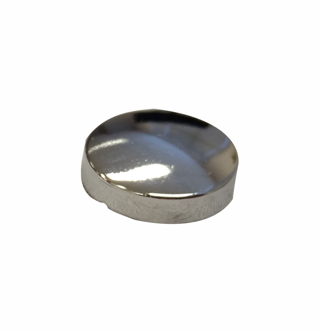 Botão Para Espelho Rosca Interna - 1680 - Acessórios