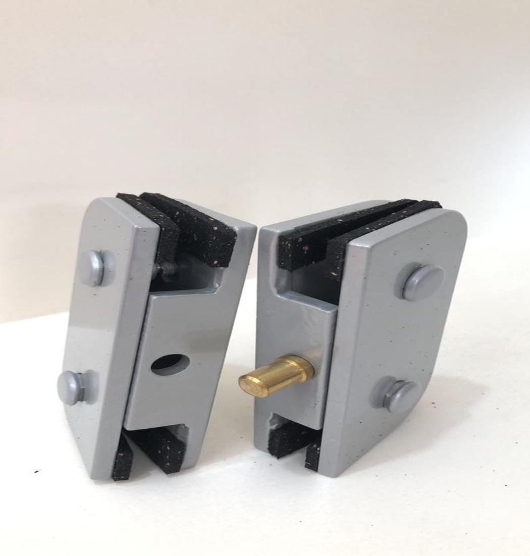 Dobradiça Bucha Para  Basculante 50x10mm - 1231 - Dobradiças