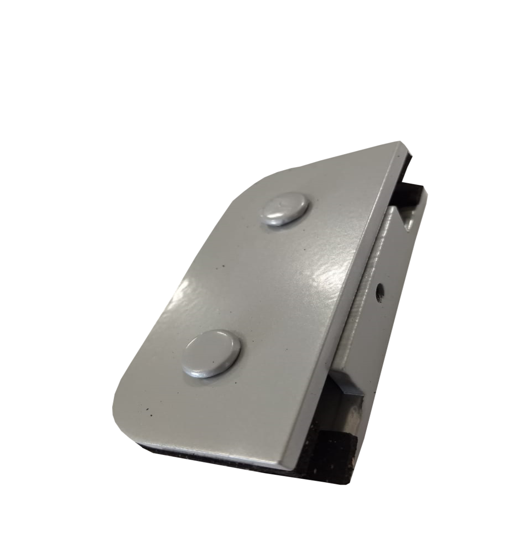 Suporte Para União de 2 Vidros - 1306 - Ferragens para vidro temperado