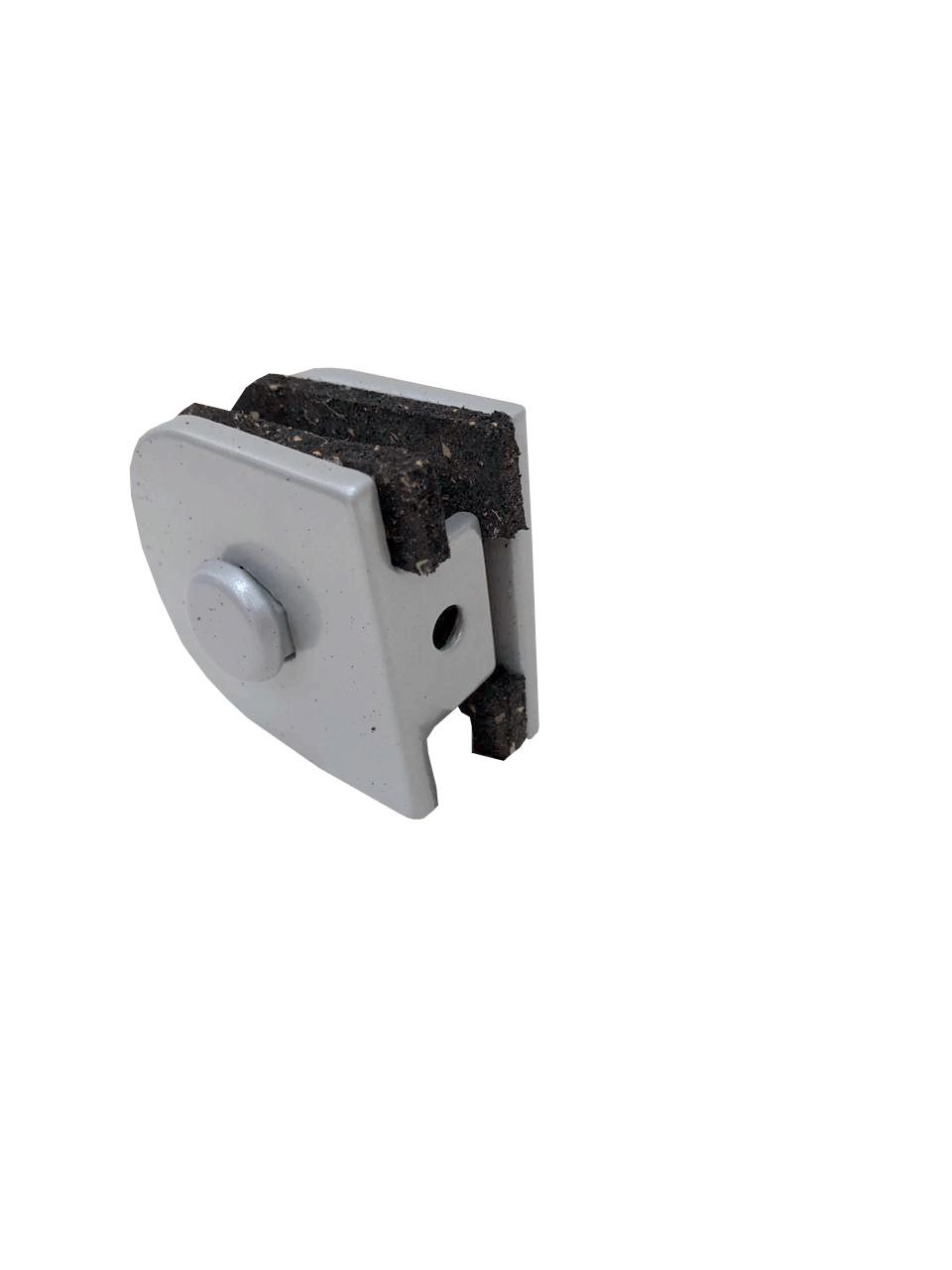 Mini Suporte Para Fixação - 1326 - Ferragens para vidro temperado