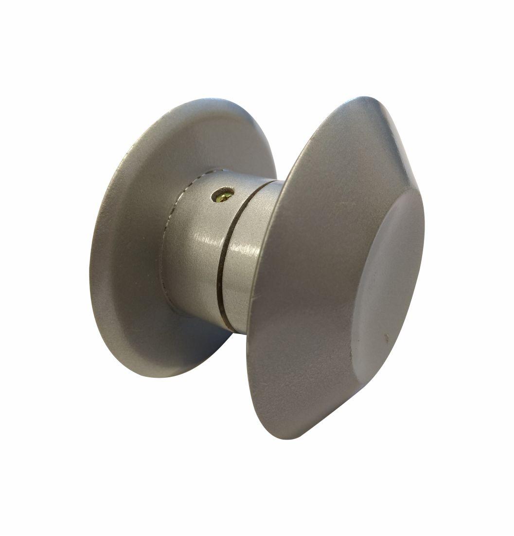 Puxador de Madeira - 1607 - Puxadores de alumínio