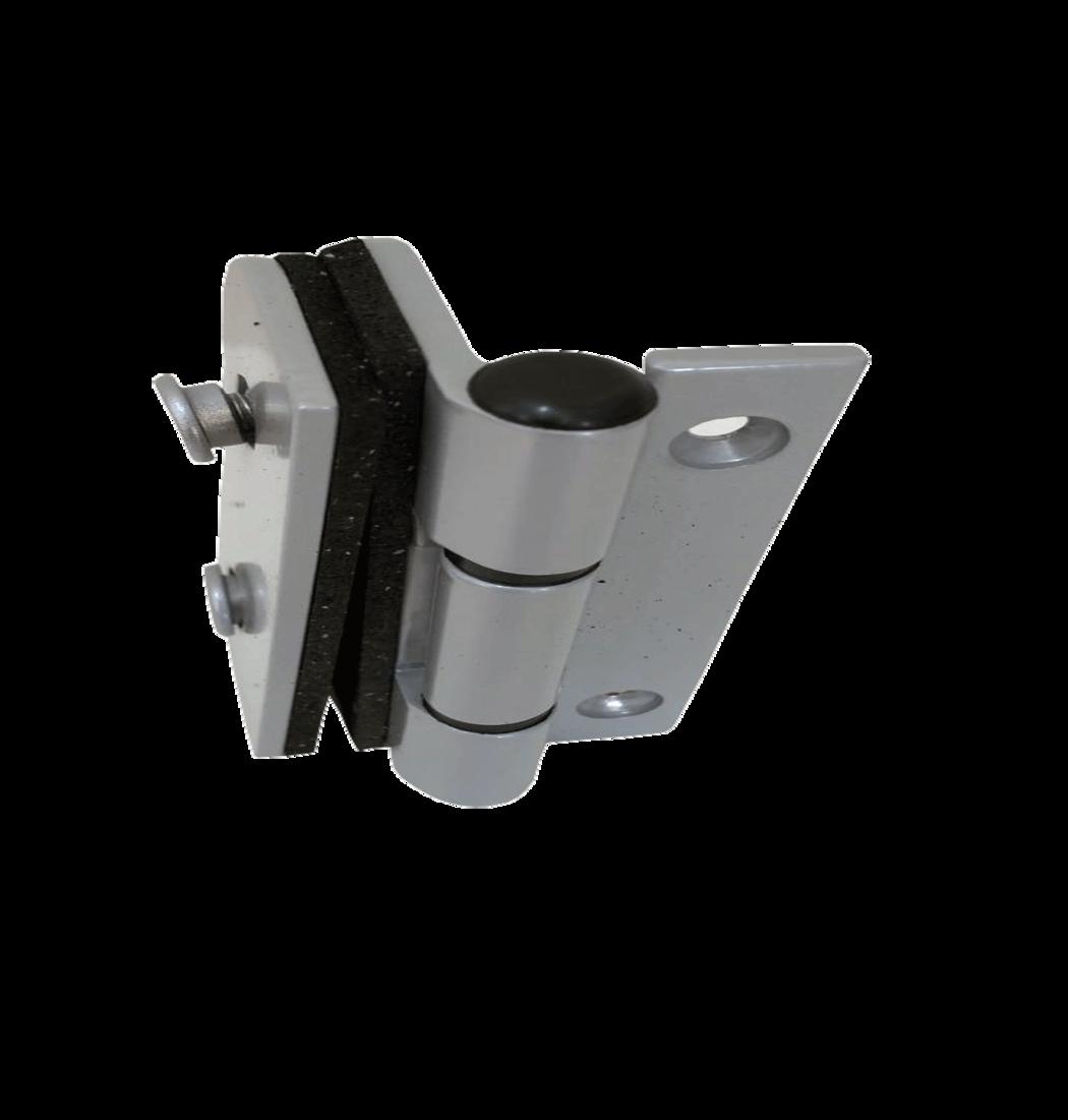 Dobradiça Para Maxim-ar  V.A. 50mm Entre Furos - 1133 - Dobradiças