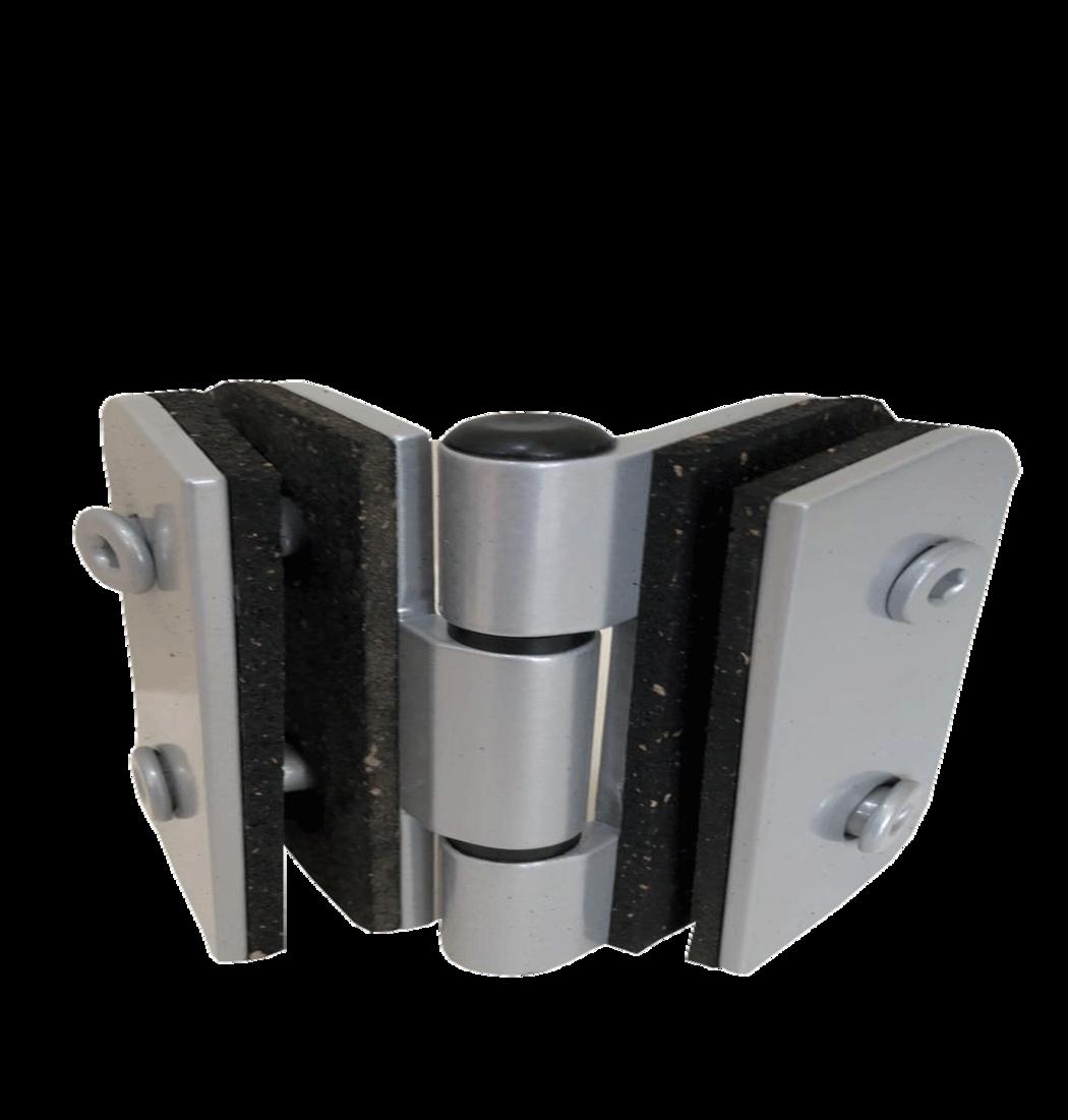Dobradiça Para Maxim-ar  V.V. 50mm Entre Furos - 1134 - Dobradiças