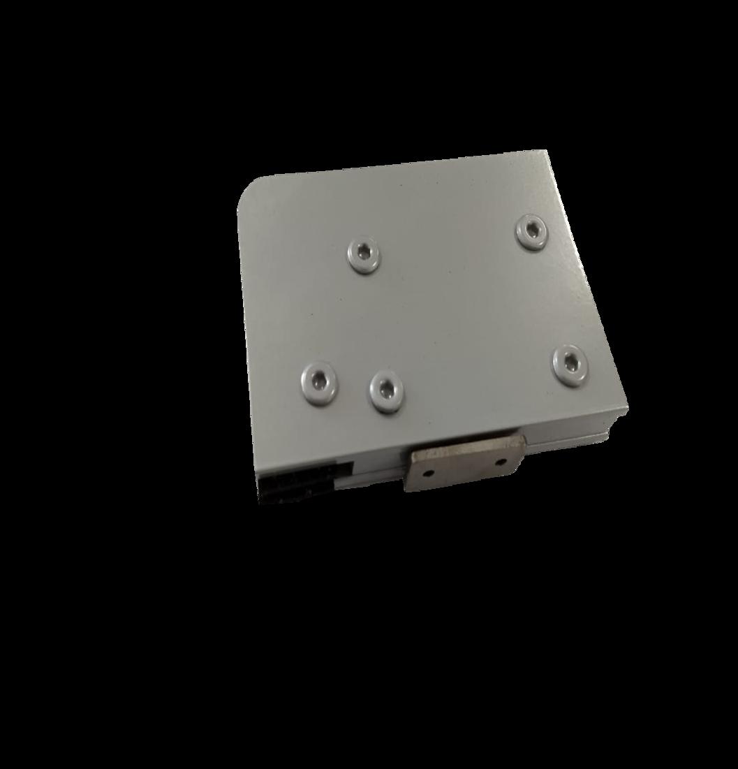 Dobradiça Pivotante Inferior G - 1102G - Dobradiças