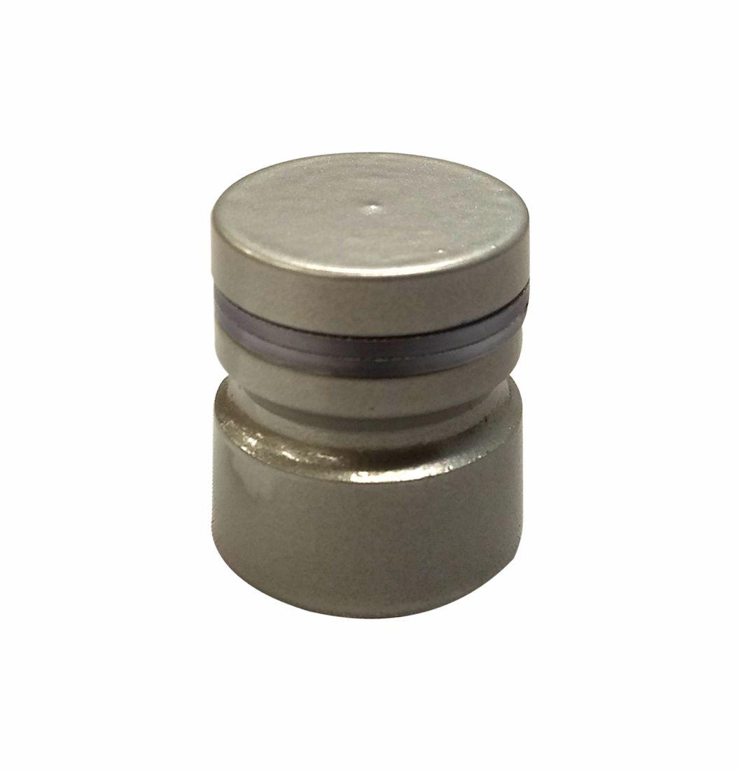 Puxador Para Janela 1'' - 1651 - Puxadores de alumínio