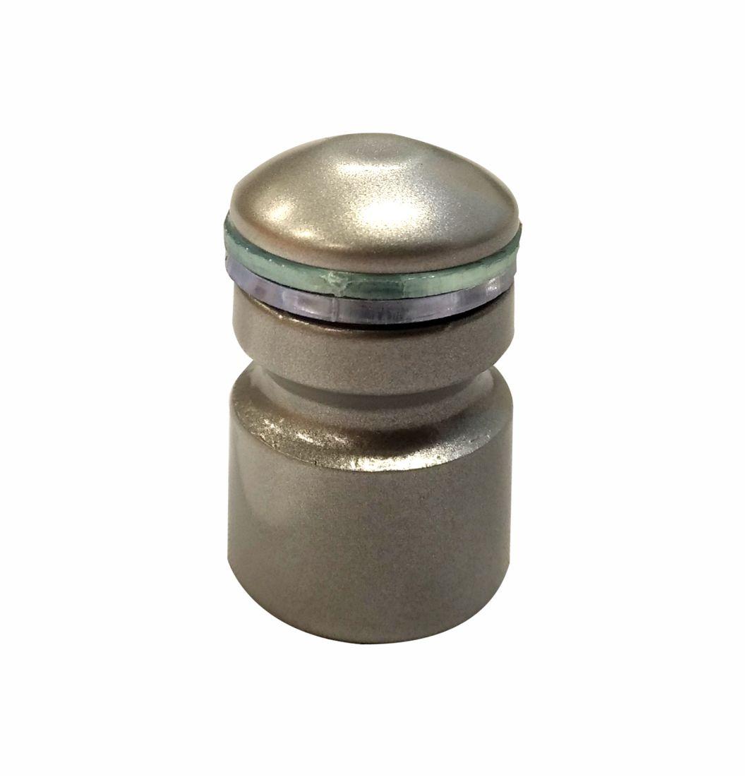 Puxador Para Janela 3/4 - 1650 - Puxadores de alumínio