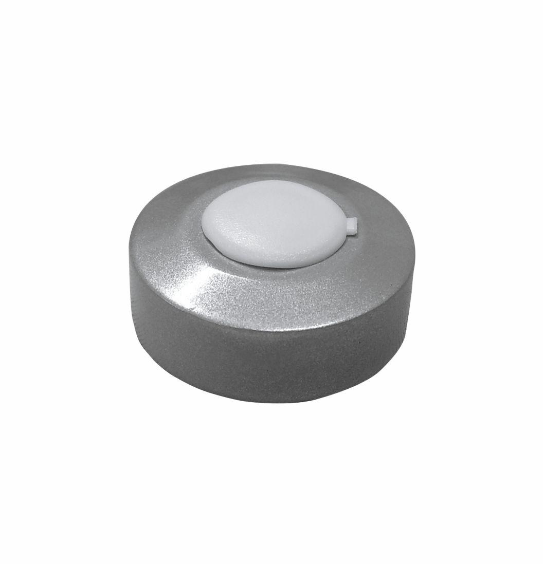 Botão Para Guarda Corpo e Teto de Vidro - 1841 - Acessórios