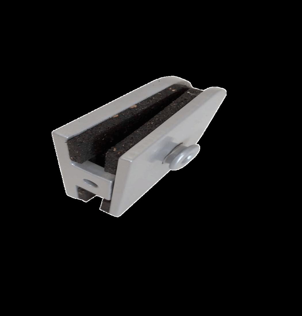 Suporte central 50 x 50 - 1329 - Ferragens para vidro temperado