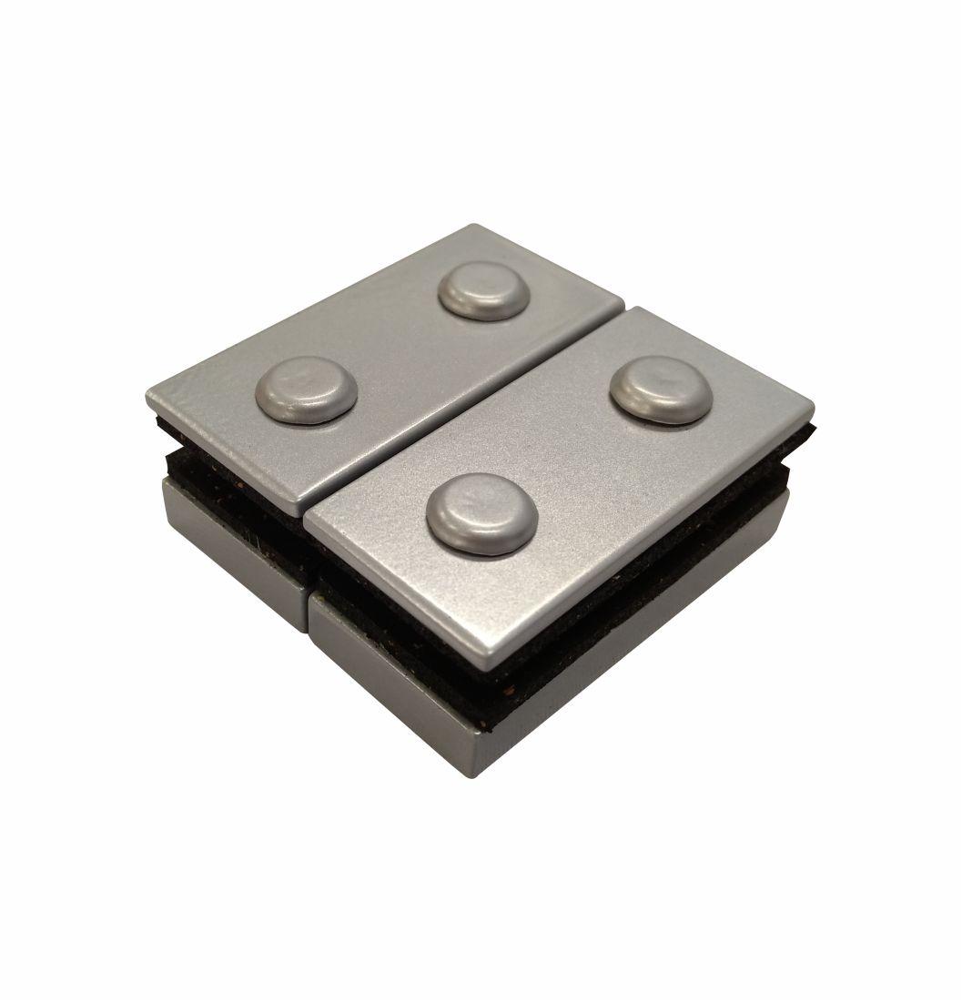 Mini Conjunto Mão Amigo Para Portas com AL-68 - 1710M - Fechos e Fechaduras