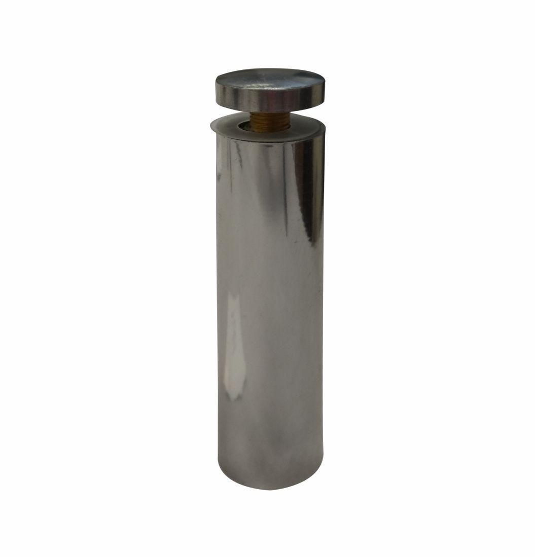 """Prolongador Para Vidro  2,5cm, 5cm, 8cm, 10cm, 15cm - 1661 - 1"""" - Acessórios"""
